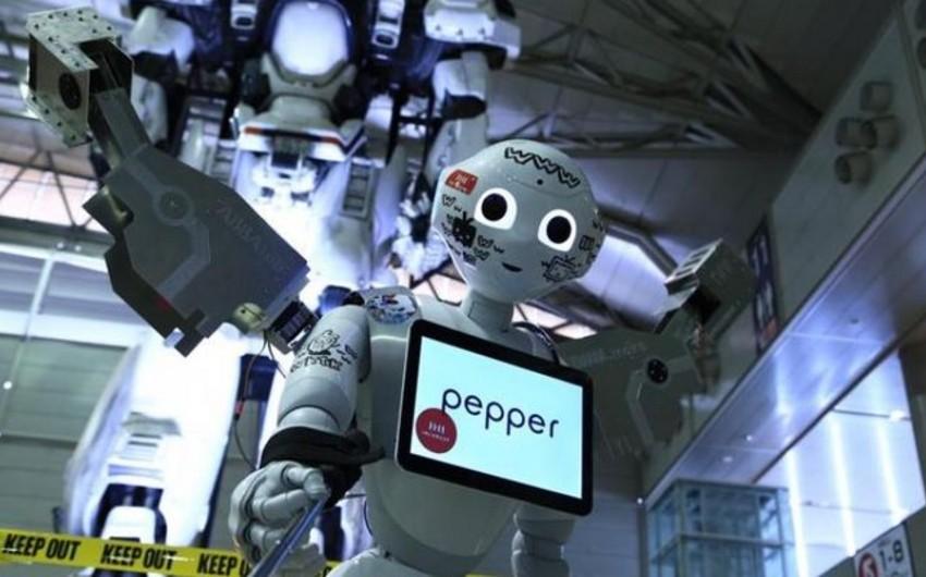 Emosional robot ofis işçisi olacaq