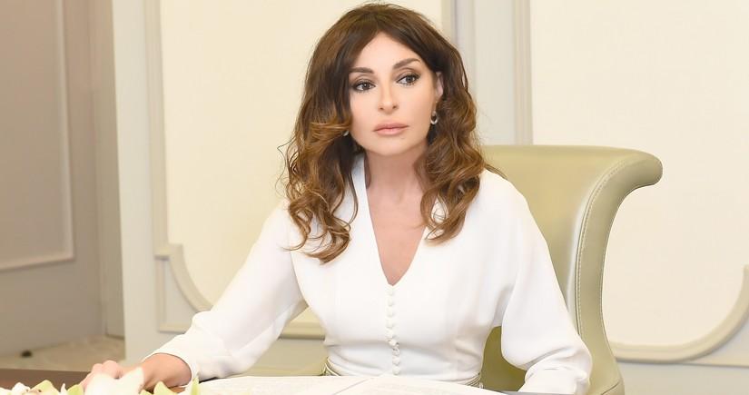 Mehriban Aliyeva extends Eid al-Adha congratulations to people of Azerbaijan