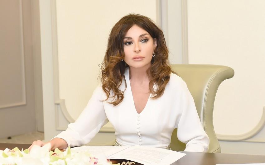 Мехрибан Алиева поздравила азербайджанский народ с Гурбан-байрамы