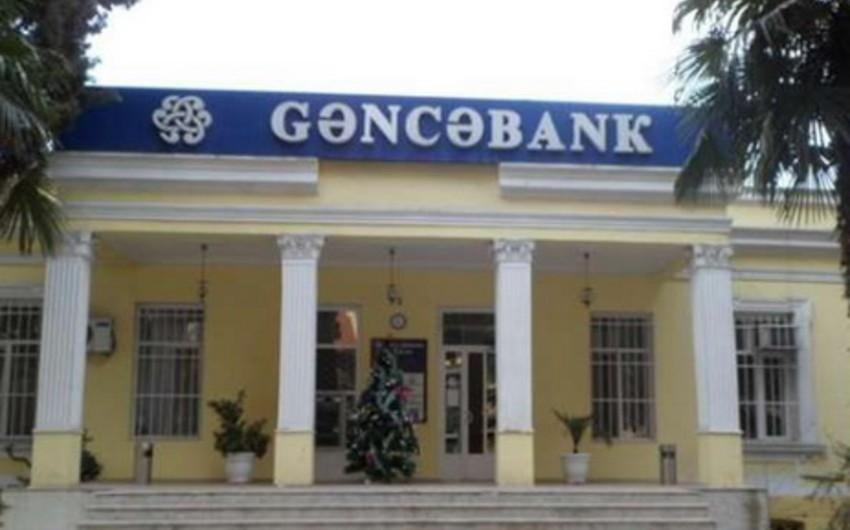 """""""Gəncəbank""""ın kreditorlarının bir hissəsi açıqlanıb"""