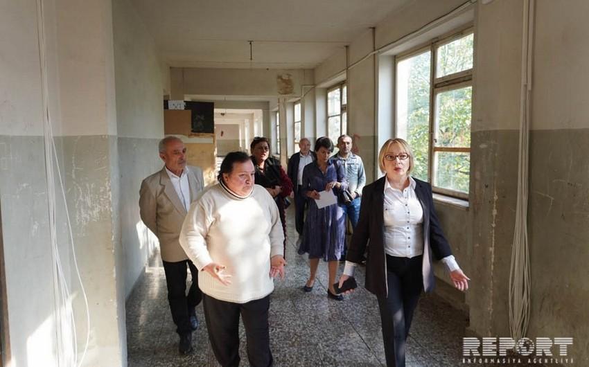 Замминистра Грузии обсудила с азербайджанцами беспокоящие их вопросы - ФОТО