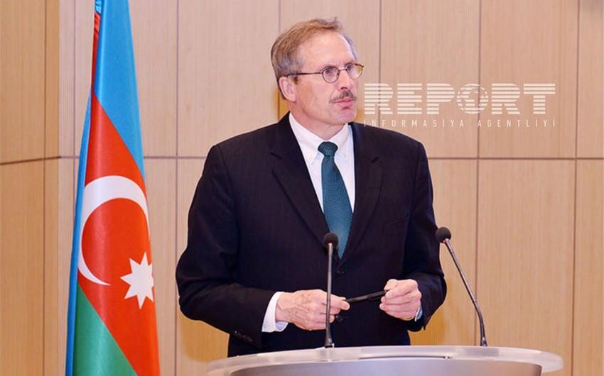 Посол: США поддерживают усилия по экономической диверсификации в Азербайджане