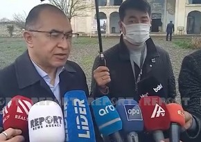 """Asadjon Xojayev: """"Uşaqların hərbi əməliyyatlardan zərər çəkdiyini görmək dəhşətlidir"""""""