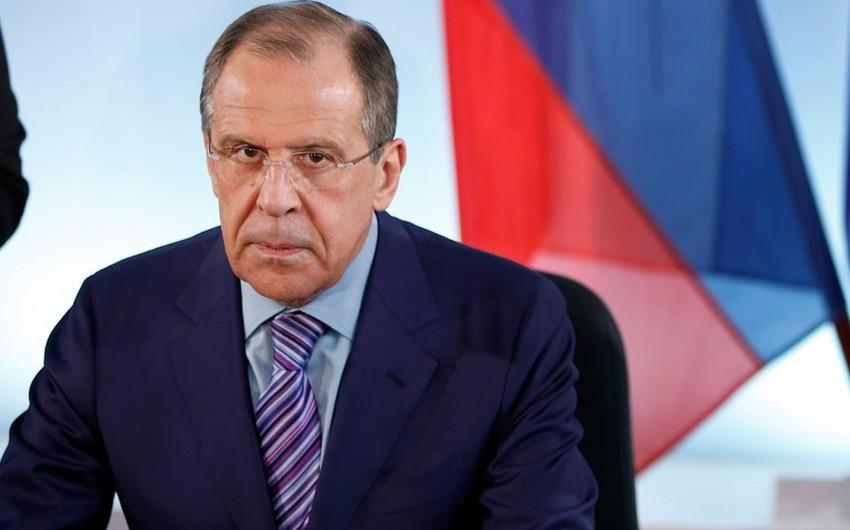 Lavrov: Rusiya Qarabağ münaqişəsinin həllində fəal rol oynamağı davam etdirəcək