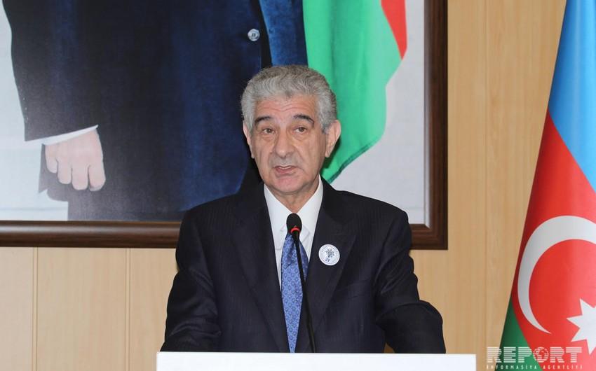 Yeni Azərbaycan Partiyasının yaranmasının 24 illiyi ilə bağlı tədbir keçirilib