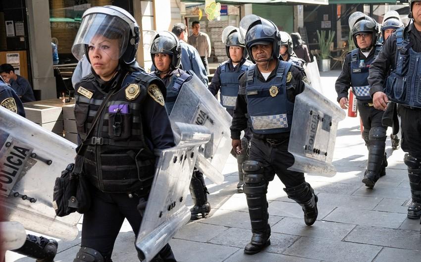Meksikada 2 ildə 953 polis öldürülüb