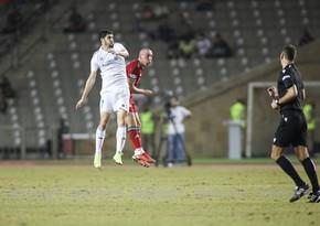 Qarabağ - Aberdin oyunu maraqlı anlarla yadda qalıb