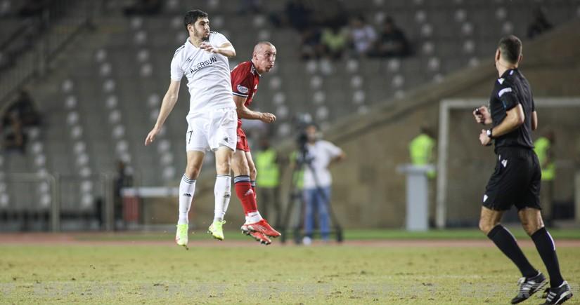 Самые запоминающиеся моменты матча Карабах - Абердин