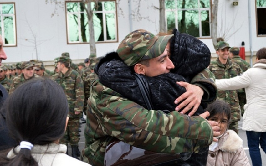 Azerbaijani Armed Forces hold 'Open Doors Day'