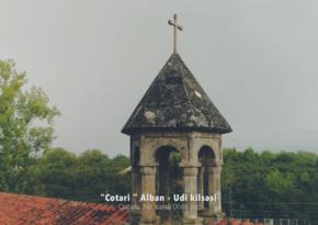 Подготовлен видеоролик об Албано-Удинской церкви Чотари