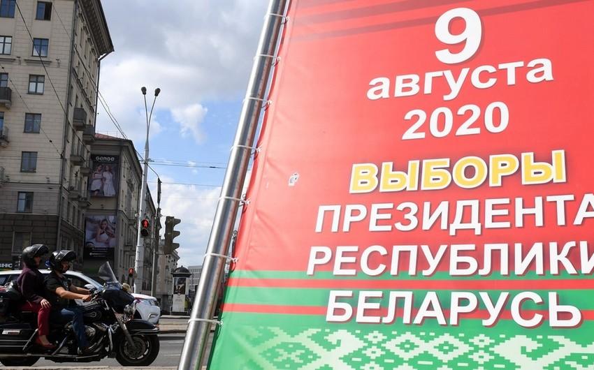 Belarus MSK seçkilərin yekun nəticələrini açıqlayıb