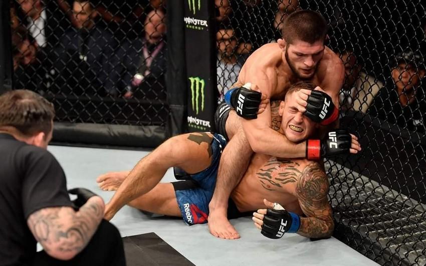 Həbib Nurməhəmmədov UFC reytinqində ikinci olub