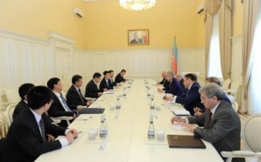 Али Ахмедов: Мы хотим, чтобы в Азербайджан было инвестировано больше китайского капитала
