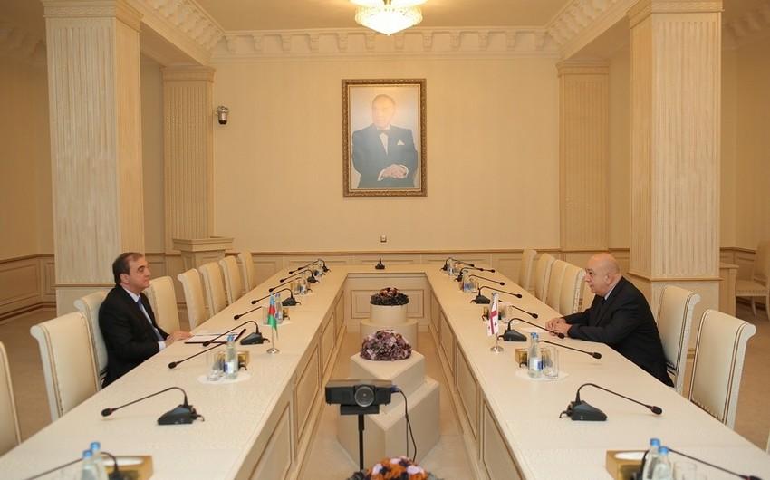Gürcüstanın Gəncəyə yeni Baş konsulu təyin olunub