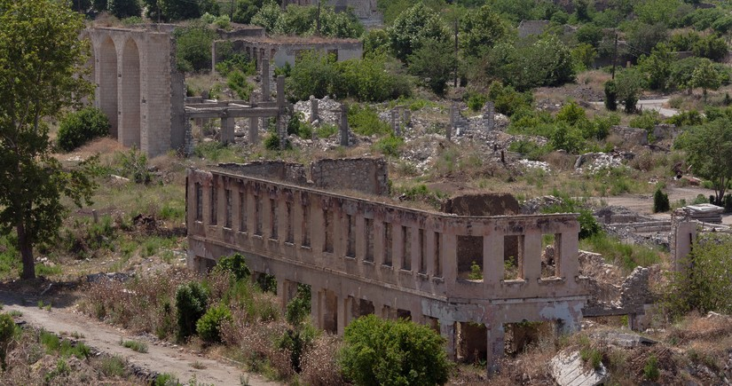 New video features silence of int'l organizations on destruction in Karabakh