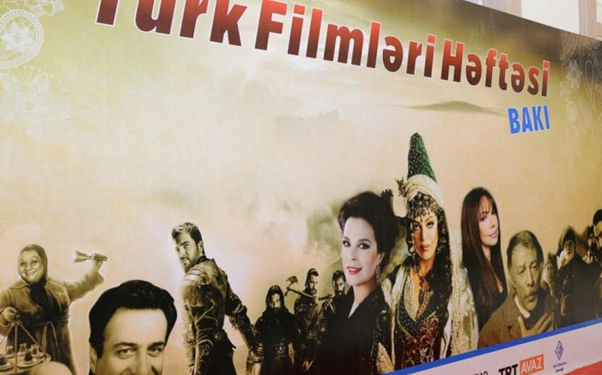 Bakıda Türk Filmləri Həftəsinin açılış mərasimi keçirilib