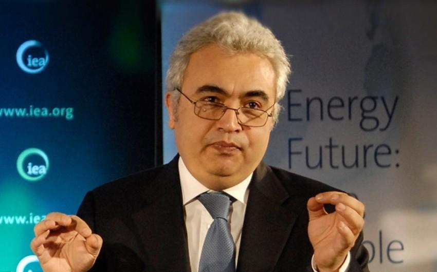 Глава МЭА: Скачка цен на нефть в ближайшее время не будет