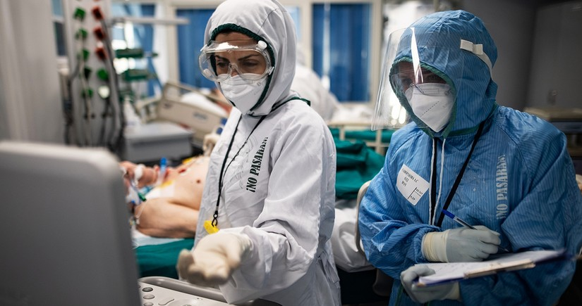 Rusiyada daha 441 nəfər koronavirusdan ölüb