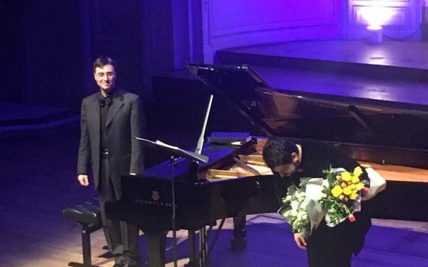 Parisdə Azərbaycanın opera müğənnisinin konserti keçirilib - FOTO