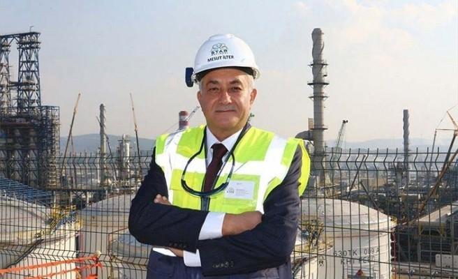 """Mesut İlter: STAR Rafineri"""" Türkiyənin yanacaq idxalından asılılığını azaldacaq"""