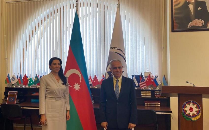 BMT nümayəndəsi Azərbaycan Ombudsmanı ilə görüşüb