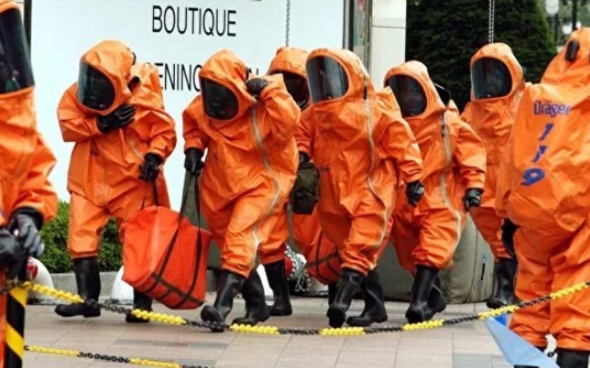 Cənubi Koreyada koronavirusa yoluxanların sayı 9 900-ə çatdı