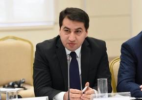 Prezidentin köməkçisi vətəndaşlara müraciət etdi