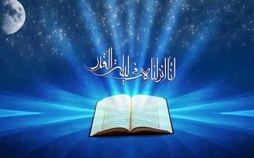 Bu gecə Ramazan ayının ikinci Əhya gecəsidir