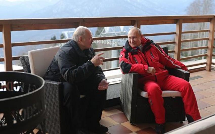 Aleksandr Lukaşenkonun Almaniyaya getməkdən imtina etməsinin səbəbi məlum olub