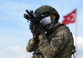 Türkiyədə biri dəstə başçısı olmaqla PKK-nın 4 terrorçusu zərərsizləşdirilib