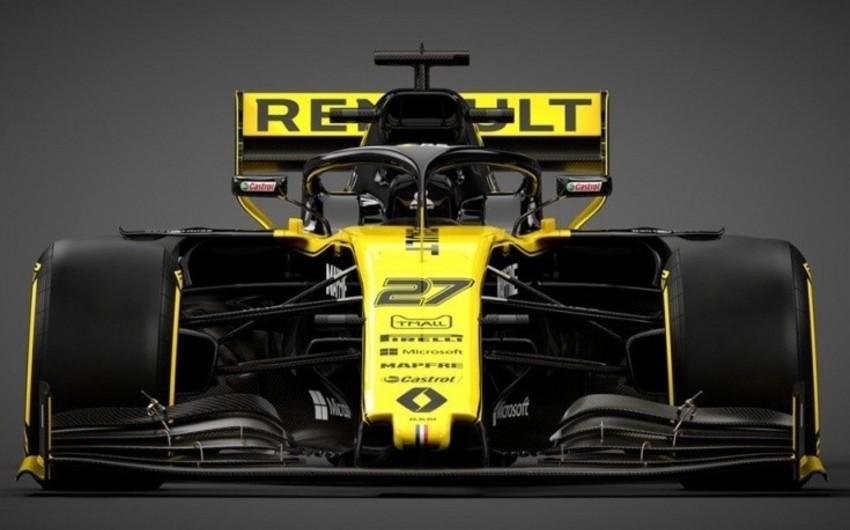 """Formula 1: """"Reno"""" yeni bolidini təqdim edib"""