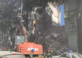 Число погибших при обрушении дома в Батуми возросло до девяти человек