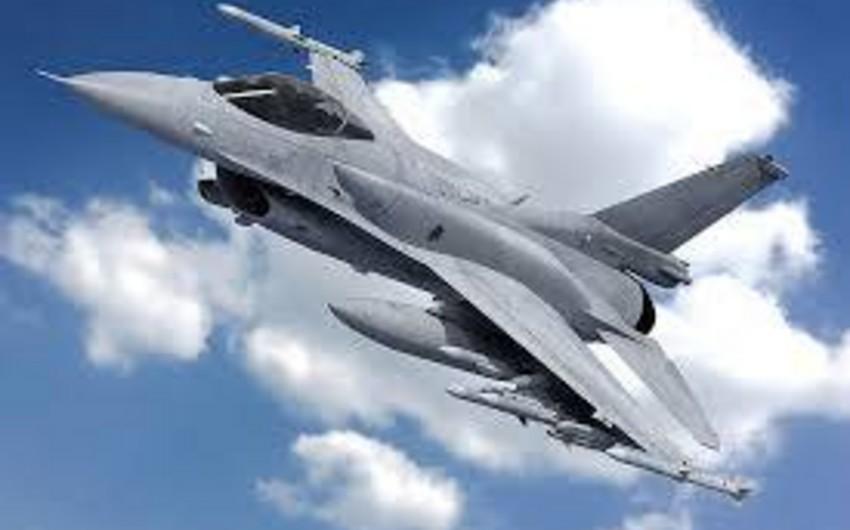 В Германии разбился истребитель, принадлежавший ВВС США - ДОПОЛНЕНО