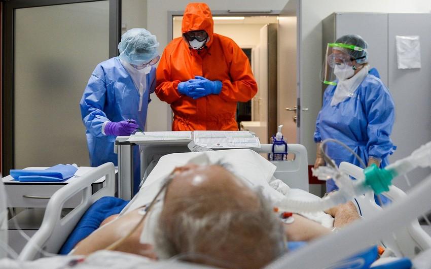 400-dən çox azərbaycanlı Rusiya xəstəxanalarında koronavirusdan müalicə olunur