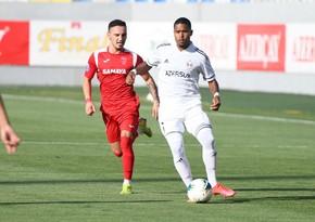 Карабах забил Кешля семьбезответных мячей