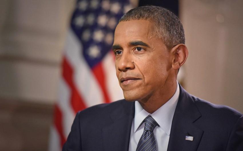 Barak Obama xatirələrini dərc etdirəcək