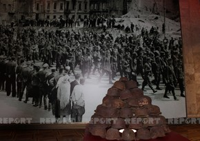 First museum of military trophies in former USSR - REPORTAGE