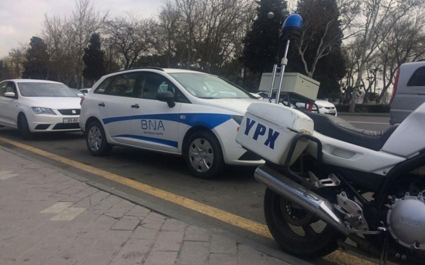 Bakıda qeyri-qanuni taksi fəaliyyətinə qarşı tədbirlər gücləndirilib