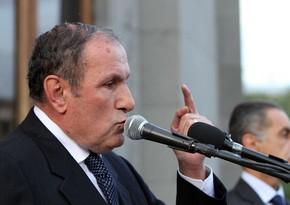Levon Ter-Petrosyan: Ermənistanı vətəndaş müharibəsi gözləyir
