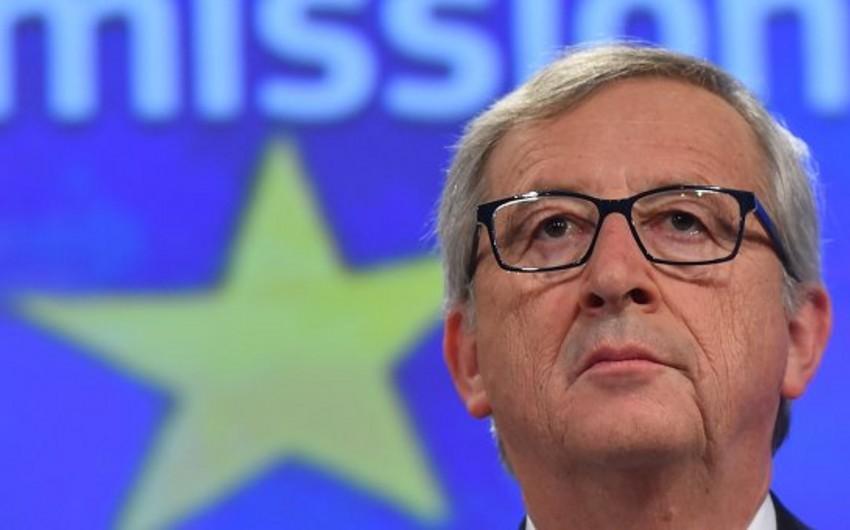 Yunker: Britaniya Avropa İttifaqını tərk etməyəcək