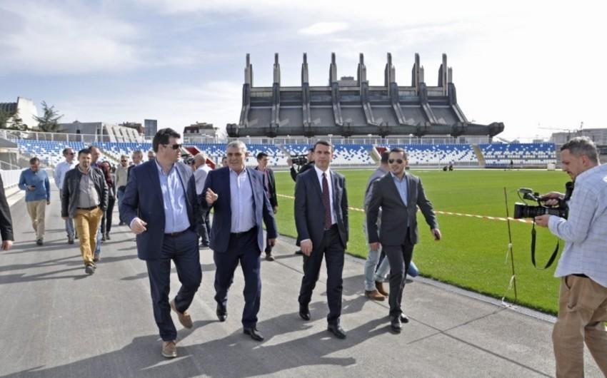 UEFA Millətlər Liqasında Azərbaycanla eyni qrupda yer alan Kosovo yığmasının stadionunu təsdiqləməyib