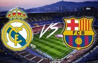 """El-Klassiko: """"Real Madrid"""" """"Barselona""""ya qalib gəldi"""