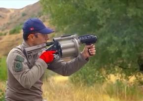 Турецкую армию вооружат отечественным ручным гранатометом