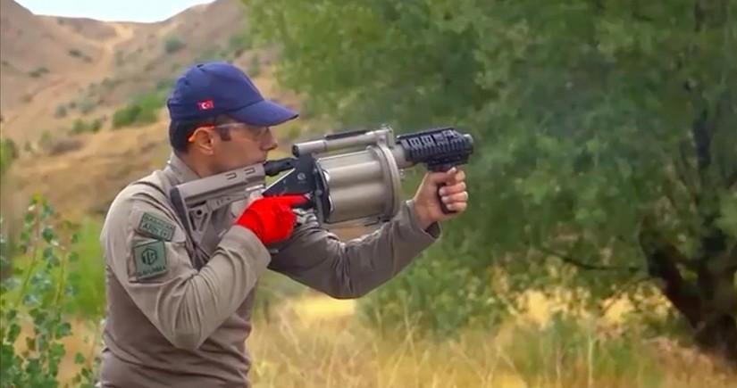 Türkiyənin yeni əl qumbaraatanı uğurla sınaqdan çıxıb