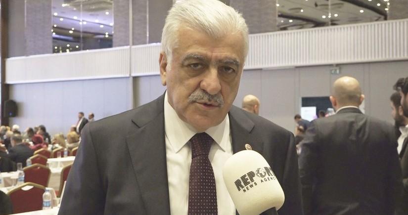 Şamil Ayrım Prezident İlham Əliyevi təbrik edib