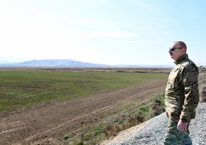 Ильхам Алиев: Азербайджан соединяется с Нахчываном, Турцией