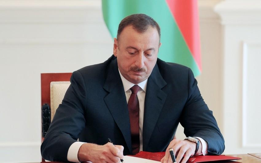 Azərbaycan Prezidenti Şirvan Şəhər İcra Hakimiyyətinə 1,2 milyon manat ayırıb