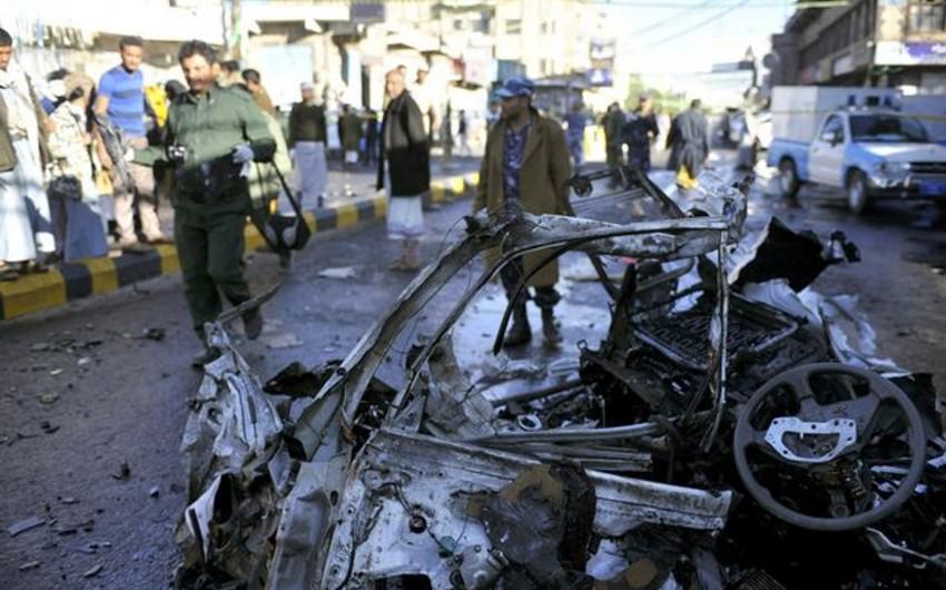 Yəməndə partlayış: 10 nəfər ölüb, 18 nəfər yaralanıb