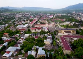 Khankandi falls under jurisdiction of Karabakh Regional Department of Justice
