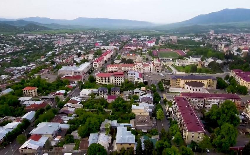 Xankəndi şəhəri Qarabağ Regional Ədliyyə İdarəsinin yurisdiksiyasına aiddir